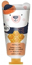Düfte, Parfümerie und Kosmetik Handcreme-maske mit Honig - Marion Funny Animals Hand Cream Mask