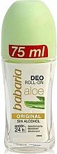 Düfte, Parfümerie und Kosmetik Deo Roll-on mit Aloe Vera - Babaria Aloe Vera Original Deodorant Roll-on