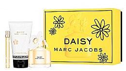 Düfte, Parfümerie und Kosmetik Marc Jacobs Daisy - Duftset (Eau de Toilette 100ml + Eau de Toilette 10ml + Körperlotion 150ml)