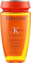 Düfte, Parfümerie und Kosmetik Glättendes Shampoo für trockenes und widerspenstiges Haar - Kerastase Bain Oleo-Relax Nutritive Shampoo