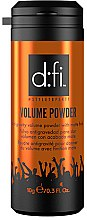 Düfte, Parfümerie und Kosmetik Haarpuder - D:fi Anti-Gravity Volume Powder