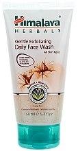 Düfte, Parfümerie und Kosmetik Gesichtspeeling für alle Haartypen mit Aprikose und Aloe Vera - Himalaya Herbals Gentle Exfoilating Daily Face Wash