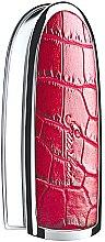 Düfte, Parfümerie und Kosmetik Lippenstift-Etui - Guerlain Rouge G de Guerlain Wild Jungle Case