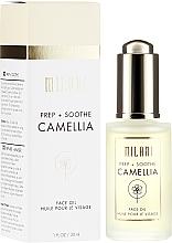 Düfte, Parfümerie und Kosmetik Gesichtsöl mit Kamelie - Milani Prep + Soothe Camellia Face Oil