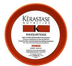 Düfte, Parfümerie und Kosmetik Intensive Maske für sehr trockenes und stumpfes Haar - Kerastase Masquintense Irisome Nutritive