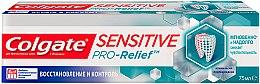 Düfte, Parfümerie und Kosmetik Regenerierende Zahnpasta - Colgate Sensitive Pro-Relief
