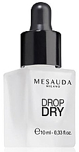 Düfte, Parfümerie und Kosmetik Nagellacktrockner - Mesauda Milano Drop Dry 112
