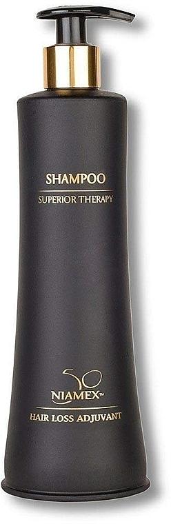 Shampoo für geschwächtes Haar - MTJ Cosmetics Superior Therapy Niamex 50 Shampoo