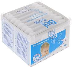 Düfte, Parfümerie und Kosmetik Wattestäbchen für Kinder 56 St. - Bel Baby Safety Cotton Buds