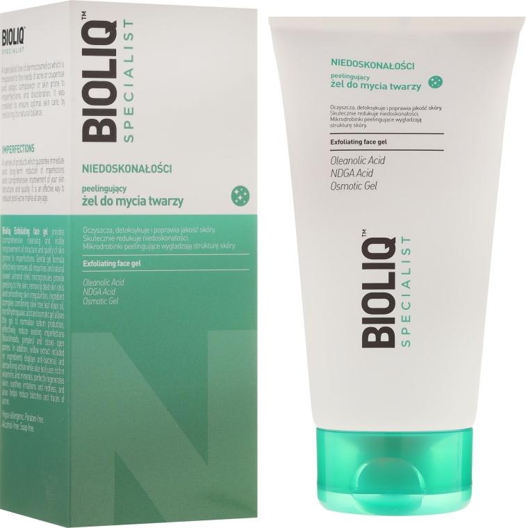 Reinigendes Peeling-Gel für das Gesicht - Bioliq Specialist Exfoliating Face Gel