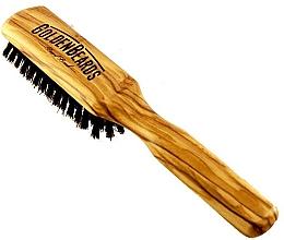 Düfte, Parfümerie und Kosmetik Bartbürste 20 cm - Golden Beards Beard Brush