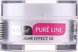 Düfte, Parfümerie und Kosmetik UV Nagelgel mit 3D Effekt - Silcare Pure Line Sugar Effect