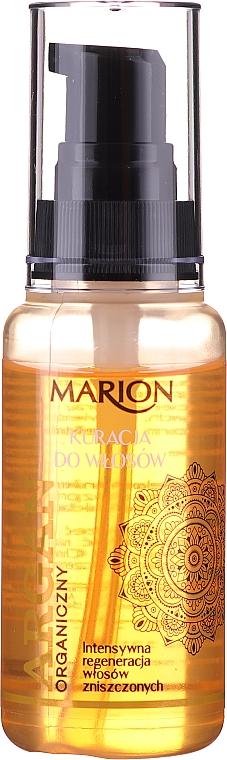 Leichter Haarbalsam mit Arganöl ohne Ausspülen - Marion Hair Treatment With Argan Oil