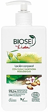 Düfte, Parfümerie und Kosmetik Körperlotion mit Oliven- und Mandelöl - Lida Biosei Olive And Almond Body Lotion