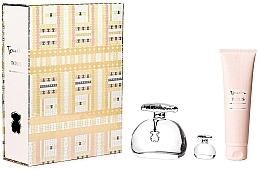 Düfte, Parfümerie und Kosmetik Tous Touch The Luminous Gold - Duftset (Eau de Toilette 100ml + Körperlotion 150ml + Eau de Toilette 4ml)