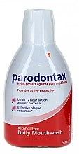 Düfte, Parfümerie und Kosmetik Mundwasser - Parodontax Alcohol Free Daily Mouthwash
