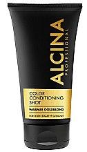 Düfte, Parfümerie und Kosmetik Farbauffrischende Haarspülung für coloriertes Haar - Alcina Color Conditioning Shot