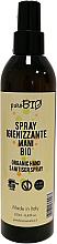 Düfte, Parfümerie und Kosmetik Antibakterielles Handreinigungsspray - PuroBio Cosmetics Hand Sanitiser Spray