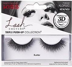 Düfte, Parfümerie und Kosmetik Künstliche Wimpern - Kiss Lash Couture Triple Push Up False Collection Bustier