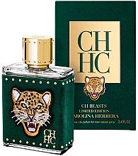 Düfte, Parfümerie und Kosmetik Carolina Herrera CH Beasts Men - Eau de Parfum