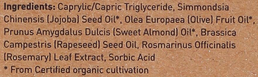 Bio-Massageölmischung - Apivita Organic oil blend — Bild N4