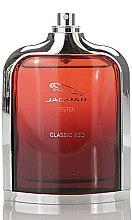 Düfte, Parfümerie und Kosmetik Jaguar Classic Red - Eau de Toilette (Tester ohne Deckel)