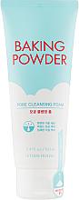 Düfte, Parfümerie und Kosmetik Tief porenreinigender Gesichtsschaum - Etude House Baking Powder Pore Cleansing Foam