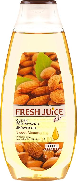 Duschöl mit süßen Mandeln - Fresh Juice Shower Oil Sweet Almond