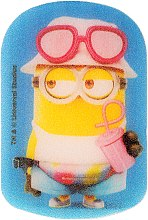 Düfte, Parfümerie und Kosmetik Kinder-Badeschwamm Minions pink - Suavipiel Minnioins Bath Sponge