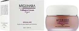 Düfte, Parfümerie und Kosmetik Gesichtscreme mit Collagen - Miguhara Collagen Cream Origin