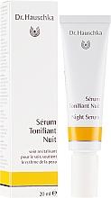 Düfte, Parfümerie und Kosmetik Vitalisierendes Nachtserum für das Gesicht - Dr. Hauschka Night Serum