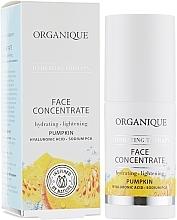 Düfte, Parfümerie und Kosmetik Feuchtigkeitsspendendes und aufhellendes Gesichtskonzentrat - Organique Hydrating Therapy Face Concentrate