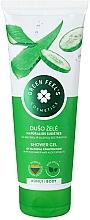 Düfte, Parfümerie und Kosmetik Duschgel mit Aloe- und Gurkenextrakt - Green Feel's Shower Gel With Aloe & Cucumber Extracts