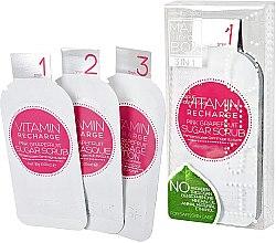 Düfte, Parfümerie und Kosmetik Zuckerpeeling für schöne Hände und Nägel mit Grapefruit - Voesh Mani In A Box Vitamin Recharge Pink Grapefruit (10 g)