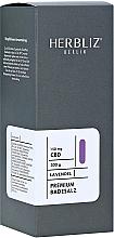 Düfte, Parfümerie und Kosmetik Badesalz Lavendel - Herbliz CBD
