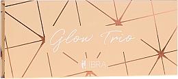 Düfte, Parfümerie und Kosmetik Highlighter-Palette - Ibra Glow Trio