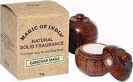 Düfte, Parfümerie und Kosmetik Natürliches Cremeparfum Ganesha Smile - Shamasa