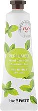 Düfte, Parfümerie und Kosmetik Parfümiertes Händedesinfektionsmittel Grüner Tee - The Saem Perfumed Pure Green Tea Hand Clean Gel