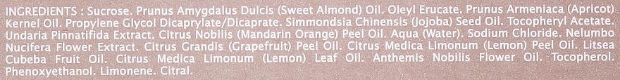Körperpeeling mit Meersalz, braunem Zucker und ätherischen Pflanzenölen - Thalgo Sweet and Savoury Body Scrub — Bild N4