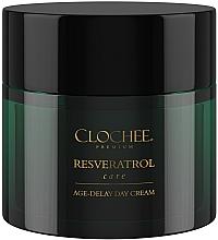 Düfte, Parfümerie und Kosmetik Tagescreme für das Gesicht gegen Falten - Clochee Premium Age-Delay Day Cream