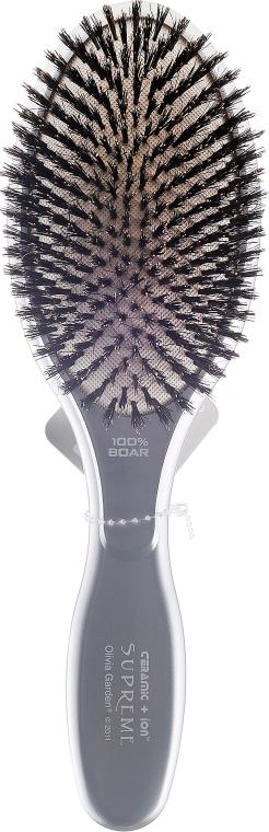 Haarbürste - Olivia Garden Supreme Ceramic+ion Boar