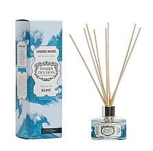 Düfte, Parfümerie und Kosmetik Aroma-Diffusor mit Duftholzstäbchen Sea Mist - Panier Des Sens Sea Mist Reed Diffuser