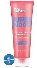 Düfte, Parfümerie und Kosmetik Glättende Haarspülung mit Keratin - Phil Smith Be Gorgeous Super Smooth Luminous Smoothing Conditioner