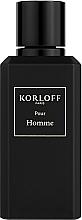 Düfte, Parfümerie und Kosmetik Korloff Paris Pour Homme - Eau de Parfum