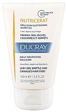 Düfte, Parfümerie und Kosmetik Pflegende Haaremulsion für sehr trockenes, sprödes und stapaziertes Haar - Ducray Nutricerat Daily Nourishing Emulsion