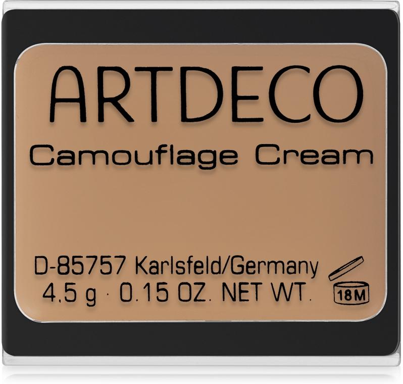 Wasserfeste Camouflage-Creme - Artdeco Camouflage Cream Concealer