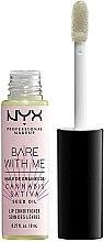 Düfte, Parfümerie und Kosmetik Lippenbalsam mit Hanfsamenöl - NYX Professional Makeup Bare With Me Hemp Lip Conditioner