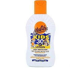 Düfte, Parfümerie und Kosmetik Sonnenschutzlotion für Kinder SPF 30 - Malibu Sun Kids Lotion SPF 30