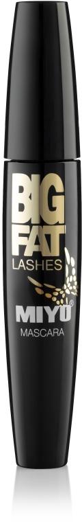 Wimperntusche - Miyo Big Fat Lashes