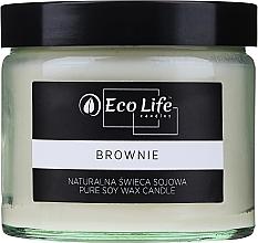 Düfte, Parfümerie und Kosmetik Soja-Duftkerze Brownie - Eco Life Candles
